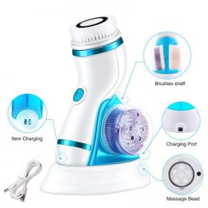 Face Cleaning Machine